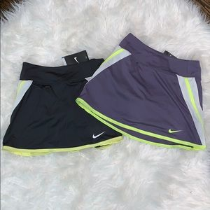 Two pairs of skorts by Nike 🎾